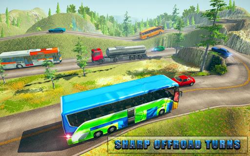 Offroad Bus Simulator 2020:Ultimate Mountain Drive 1.5 screenshots 3