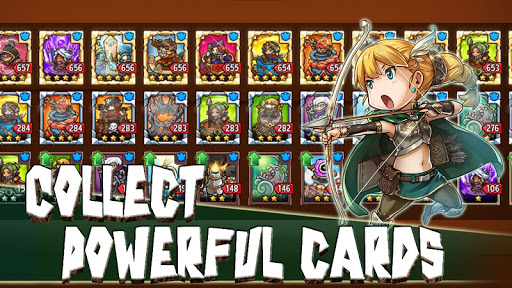 Crazy Defense Heroes: Tower Defense Strategy TD 1.9.9 screenshots 4