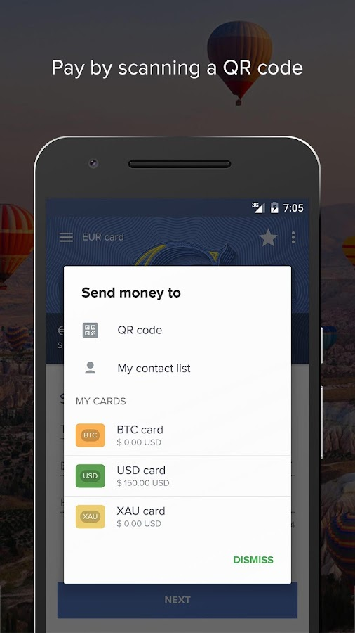Uphold | The Internet of Money- screenshot
