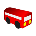UK Live Train and Bus Times icon