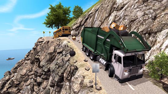 Truck Hero 3D Imagen do Jogo