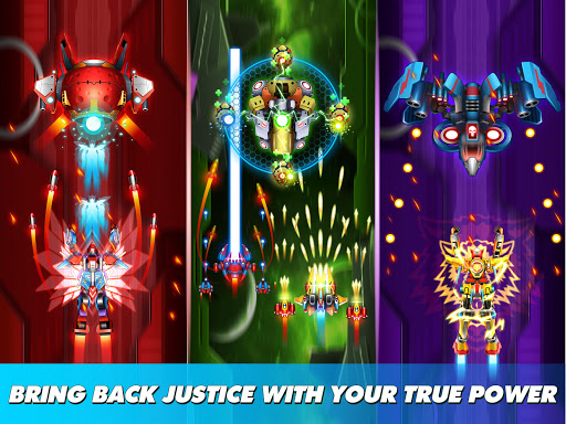 Thunder Fighter Superhero screenshot 8