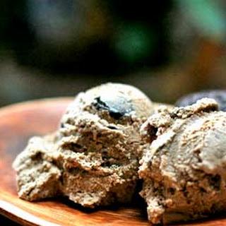 Coffee Oreo Cookie Mount Gay Ice Cream