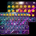 Happy Emoji Keyboard Theme icon
