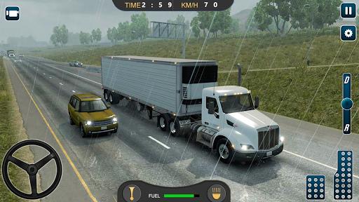 World Heavy Cargo Truck: New Truck Games 2020 screenshots 21