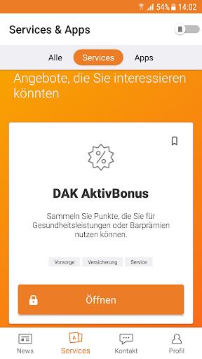 DAK App screenshot 3