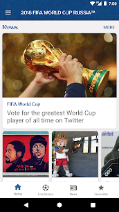 2018 FIFA World Cup Russia Official App 1