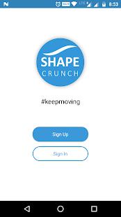 ShapeCrunch - náhled