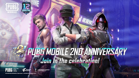 PUBG MOBILE – 2nd Anniversary 1
