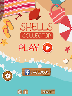 Shells Collector- screenshot thumbnail