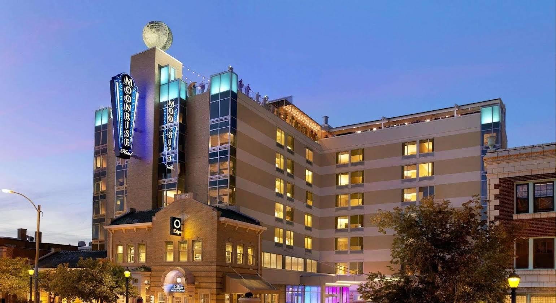 The Moonrise Hotel