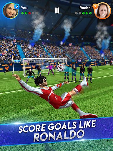Ronaldo Soccer Rivals - Become a Futbol Star 2.0.8 screenshots 3