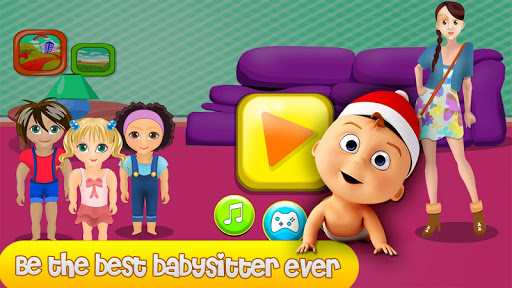 Nanny Baby Day Care