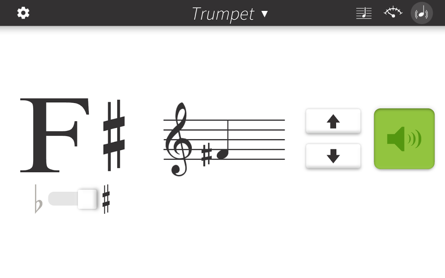 Bandmate Chromatic Tuner Pro- screenshot