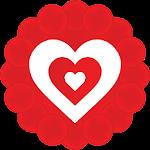 Valentines Wishes SMS Icon