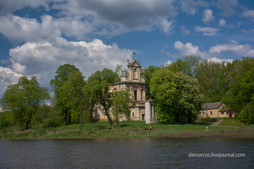 Kostel vsikh sviatykh Hodovytsia-1385