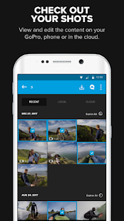 GoPro (formerly Capture) – Featuring QuikStories- screenshot thumbnail