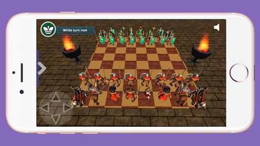 Chess Battle War 3D 1.10 screenshots 2