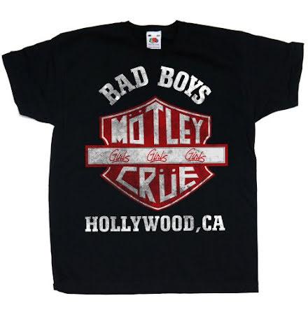 Barn - T-Shirt - Bad Boys Shield