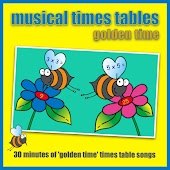 Musical Times Tables - Golden Time