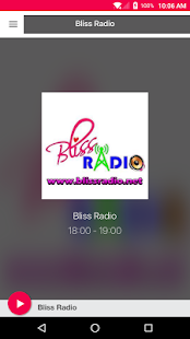 Bliss Radio- screenshot thumbnail
