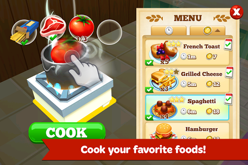 Restaurant Story 2  screenshots EasyGameCheats.pro 2