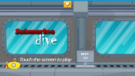 海底潛水2D