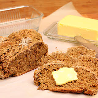 Quick Rye Irish Soda Bread.