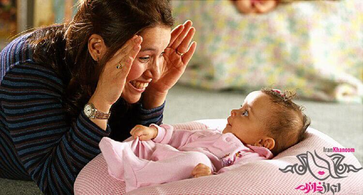 بازی با نوزادان