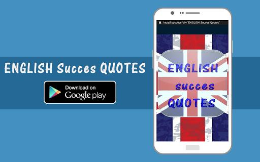 ENGLISH Succes Quotes -Offline