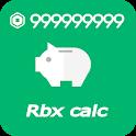 Free Robux Calc icon