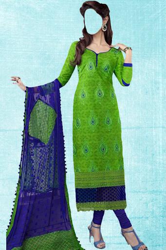 Woman Salwar Kameez Suit 2016