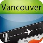 Vancouver Airport (YVR) Flight Tracker icon