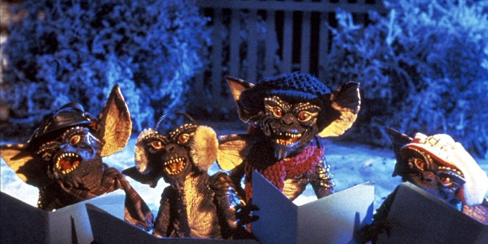 Image result for gremlins carol