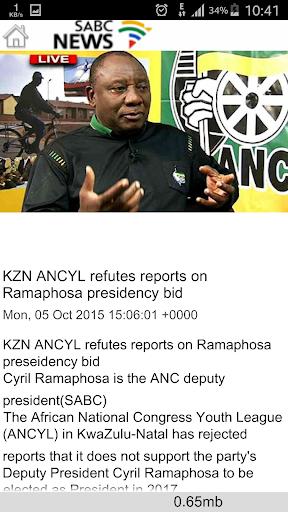 South Africa - News Lite