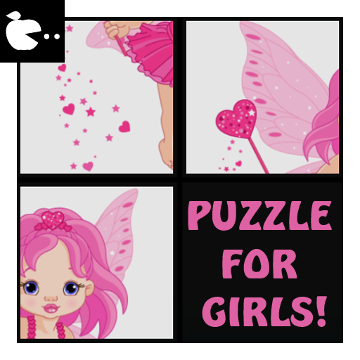Kids Slide puzzle for girl (game)