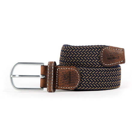 BillyBelt Braid belt the havana