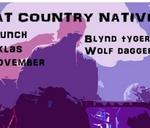Bat Country Natives EP Launch Aandklas : Aandklas Stellenbosch