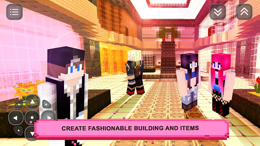 Girls Craft Story: Fashion 1.25 screenshots 8