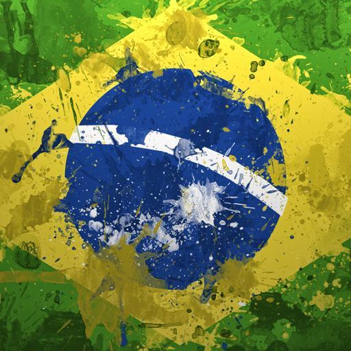 Brazilian GO Keyboard theme