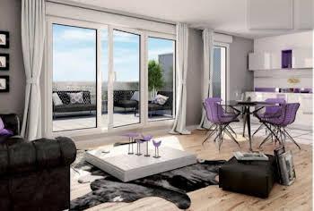 Appartement 4 pièces 84,83 m2