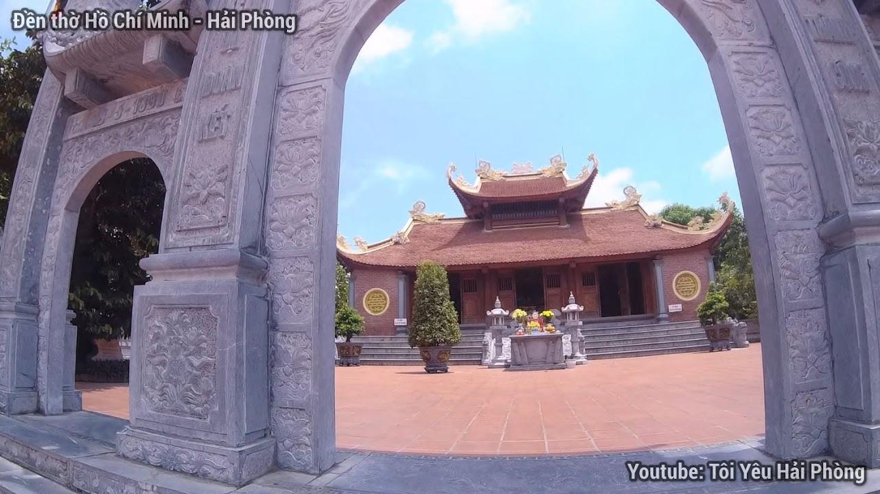 Nơi duy nhất có Đền thờ Bác Hồ tại Hải Phòng 3