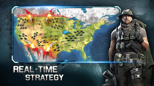 War Planet Online: Real Time Strategy MMO Game  screenshots 2