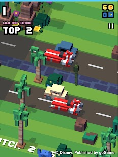 Disney Crossy Road SEA- screenshot thumbnail