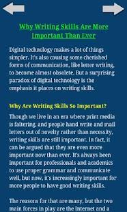 essay writing skills for ias