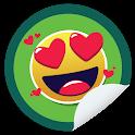 Love Stickers & Personal Sticker Maker for WA Apps icon