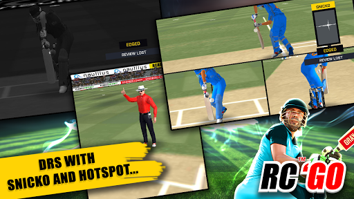 Real Cricket™ GO screenshot 10