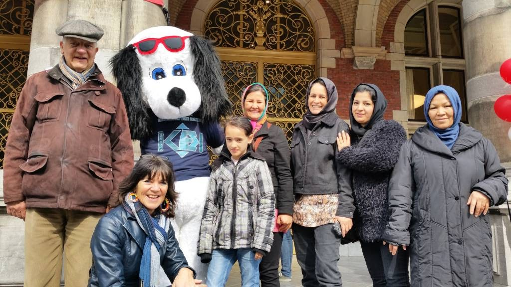 stadswandeling asielzoekers 2