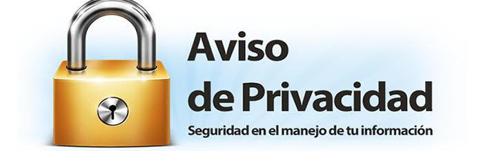 Términos, condiciones y aviso de privacidad actualizado.