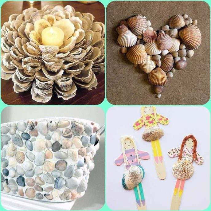 Diy craft shells android apps on google play Diy home decor with shells
